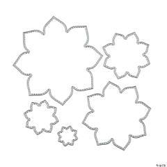 Flower-Shaped Cutting Dies