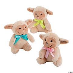 Fluffy Stuffed Lambs