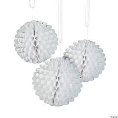 Flutterball Tissue Decorations