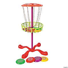 Flying Disc Golf Game