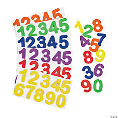 Foam Adhesive Numbers