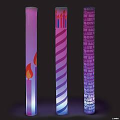 Foam Awareness Light-Up Batons