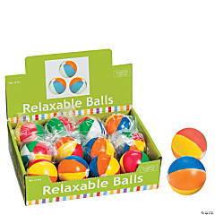 Foam Beach Stress Balls