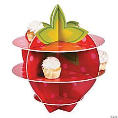 Foam Berry 1st Birthday Cupcake Holder