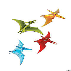 Foam Dino-Mite Pterodactyl Hanging 3D Decorations
