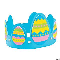 Foam Easter Egg Crown Craft Kit