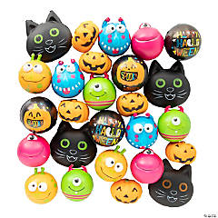 Foam Halloween Stress Toy Assortment