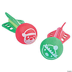 Foam Mini Christmas Missiles PDQ