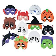 Foam Monster Masks
