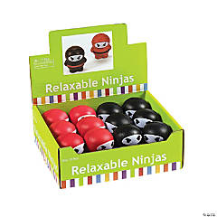 Foam Ninja Stress Toys
