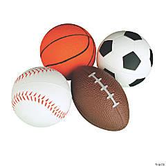 Foam Relaxable Realistic Sport Balls