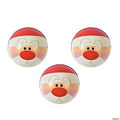 Foam Santa Claus Stress Balls