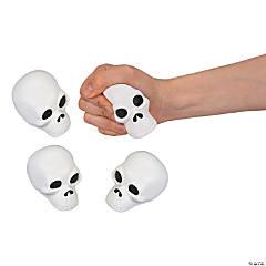 Foam Skull Stress Toys