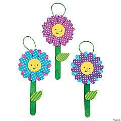 Foam Stacked Flower Ornament Craft Kit