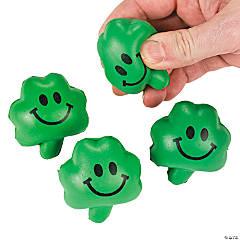 Foam Stress Toy Mini Shamrocks