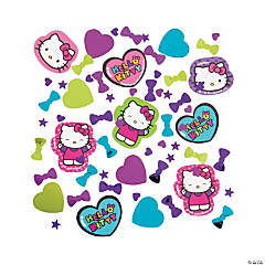 Foil Hello Kitty® Rainbow Confetti