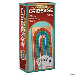 Folding Cribbage with Cards In BoxSleeve