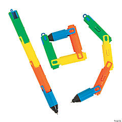 Folding Pens