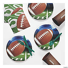 Football Party Tailgate Kit