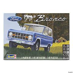 Ford Bronco Plastic Model Kit