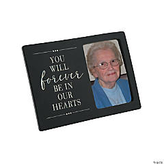 Forever in Our Hearts Memorial Picture Frame