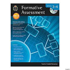 Formative Assessment - Grades 3 & 4
