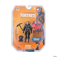 Fortnite Omega Early Game Survival Kit Action Figure