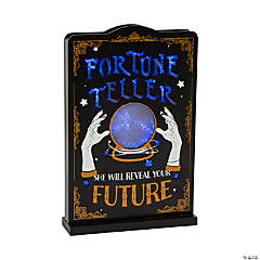 Fortune Teller LED Tabletop Sign