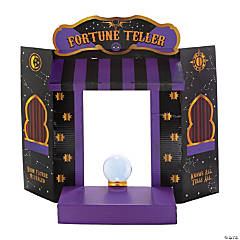 Fortune Teller Tabletop Photo Op Stand-Up