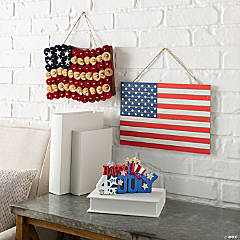 Fourth of July Indoor Decorating Kit