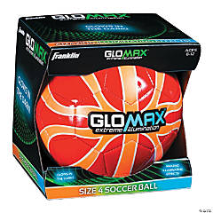 Franklin® GloMax® Glow-in-the-Dark Soccer Ball