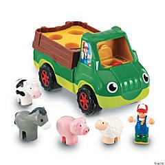 Freddie Farm Truck Toy