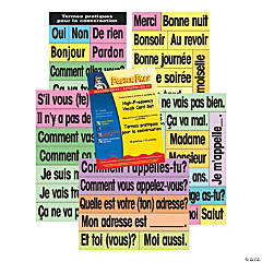 French High-Frequency Vocabulary Card Set
