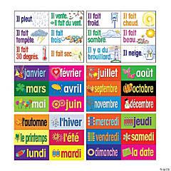 French Multi-Purpose Card Set
