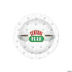 FRIENDS™ Central Perk Dessert Plates – 8 Ct.