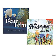 Friendship & Understanding Children's Book Set, 2 Books