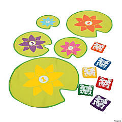 Frog Bean Bag Toss Game