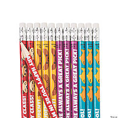 From Your Teacher Pencils - 24 Pc.