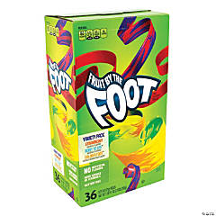 Fruit By The Foot Variety Pack, 0.75 oz, 36 Count