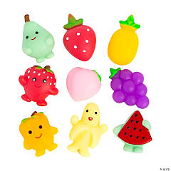 Fruit Mochi Squishies