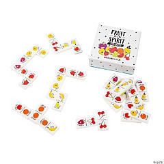 Fruit of the Spirit Dominoes Game