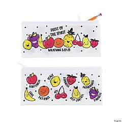Fruit of the Spirit Pencil Cases