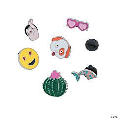 Fun Designs Enamel Pins