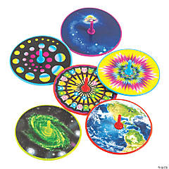 Fun Designs Spin Tops