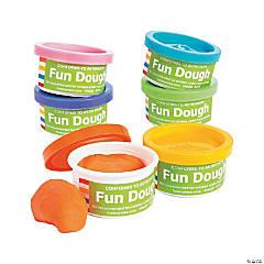 Fun Dough Tubs