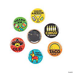 Fun Fiesta Buttons