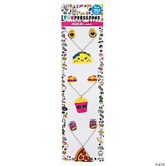 Fun Food Jewelry Set