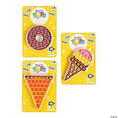 Fun Foods Lotsa Pops Popping Toys