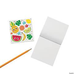 Fun Fruit Notepads