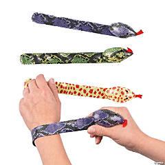 Fun Snake Slap Bracelets